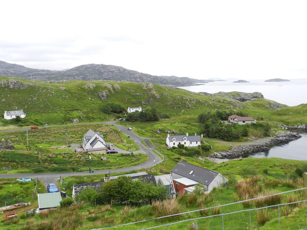 Welcome to Reinigeadal, Isle of Harris, June 2016