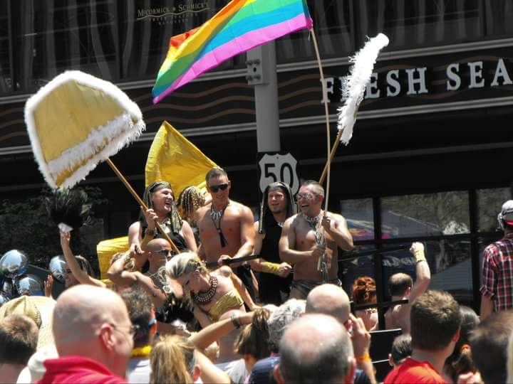 Cincinnati ohio lgbt gay pride