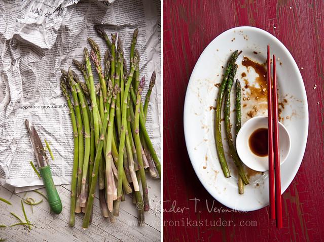 Asian asparagus