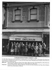 Gawler Manufacturing Company (c 1948)