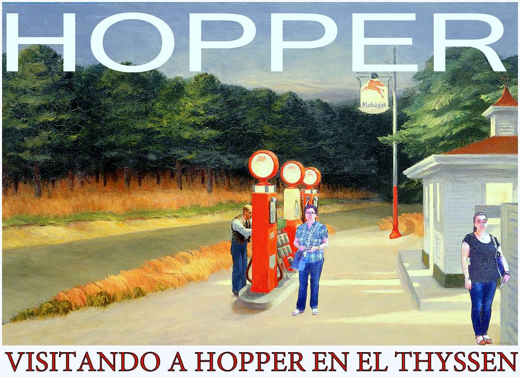 Hopper en el Thyssen