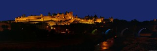City of Carcassonne by Night | by Nemodus photos