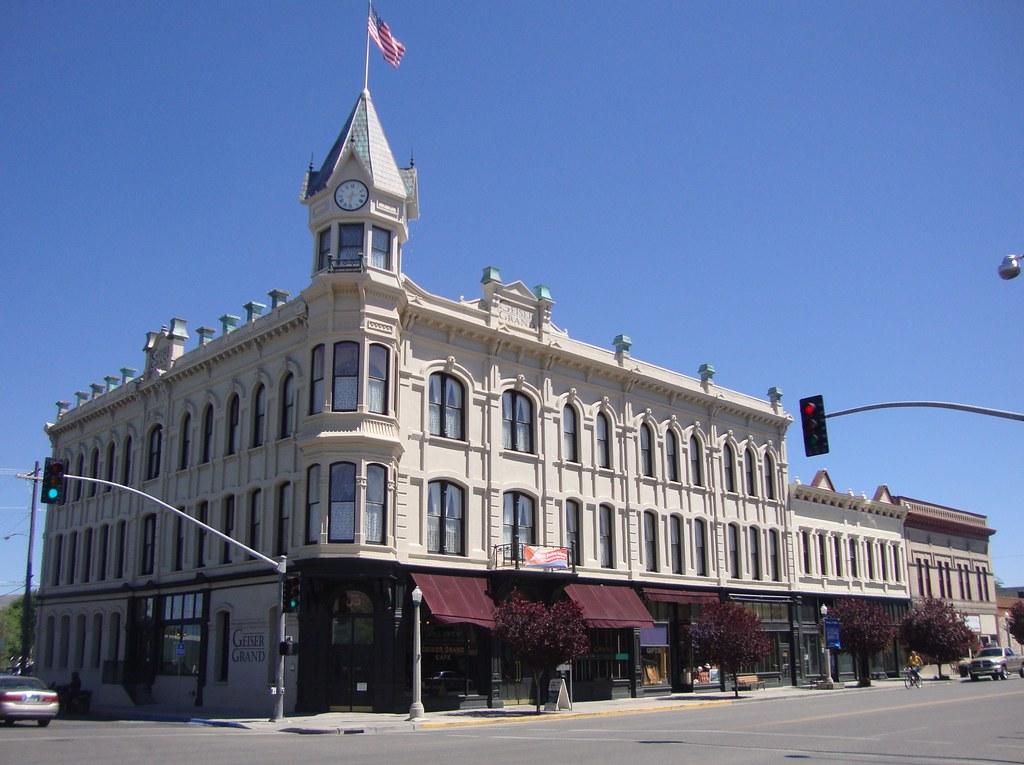 Geiser Grand Hotel (Baker City, Oregon) | Baker City is a be… | Flickr