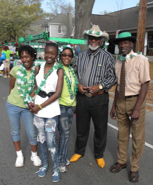 St. Patrick's Day, Columbia SC