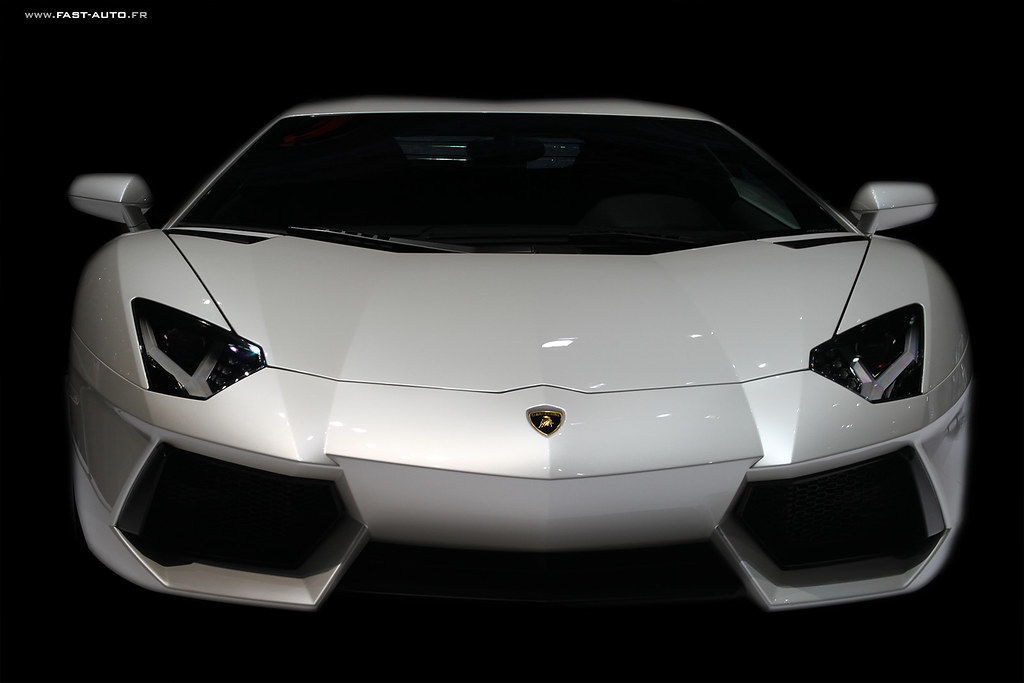 Lamborghini Aventador First Test With Photoshop Cs6 Flickr