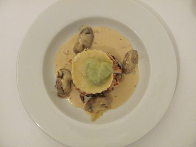 img_0027 - Chicken, Ravioli, Mushrooms and Perry Sauce