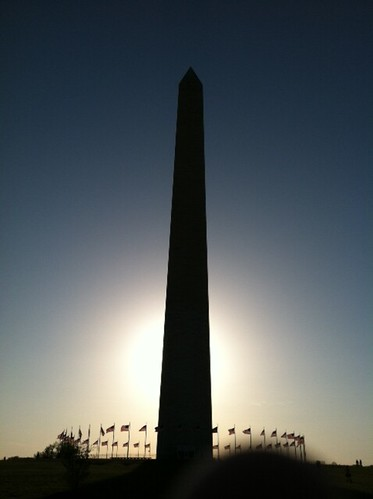Washington monument | by fondofsnape