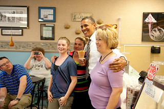 Obama in Cedar Rapids | by OFA - Iowa