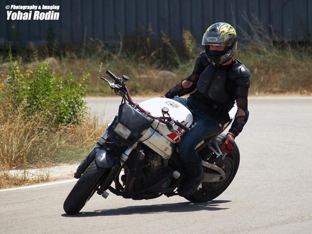 Cbr 900 Stunt