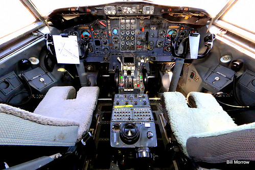COCKPIT OF BOEING 727-200 | by bill85704