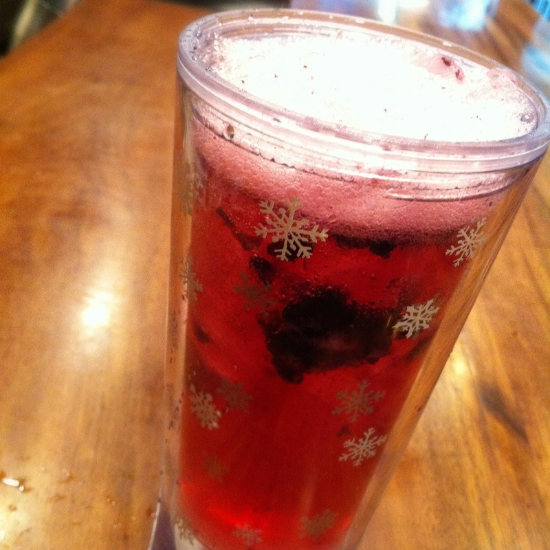 Very Berry Hibiscus Refreshers At Starbucks Coffee The Ni Flickr