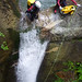 Canyoning in Vall d'Ossau (Pyrénées/France, jul2012)