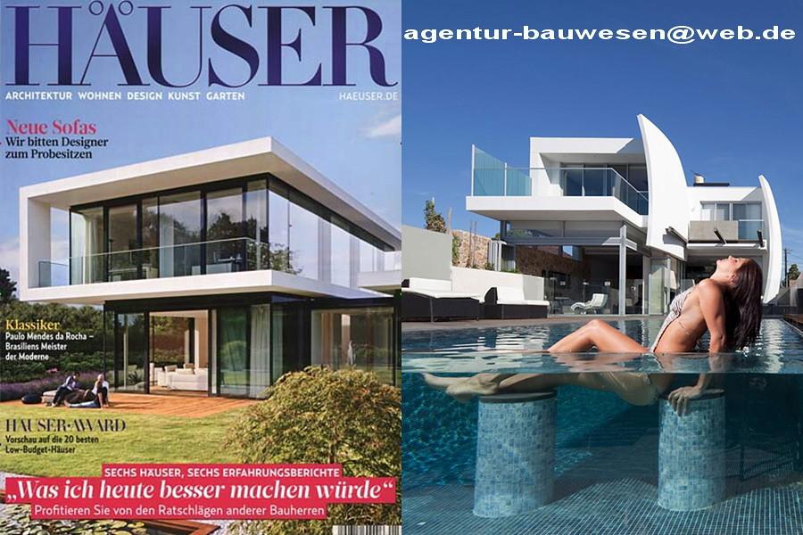 Architektenhauser International Preisgekronte Haus