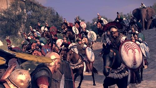 Total War: Rome II Campaign Pack | by BagoGames