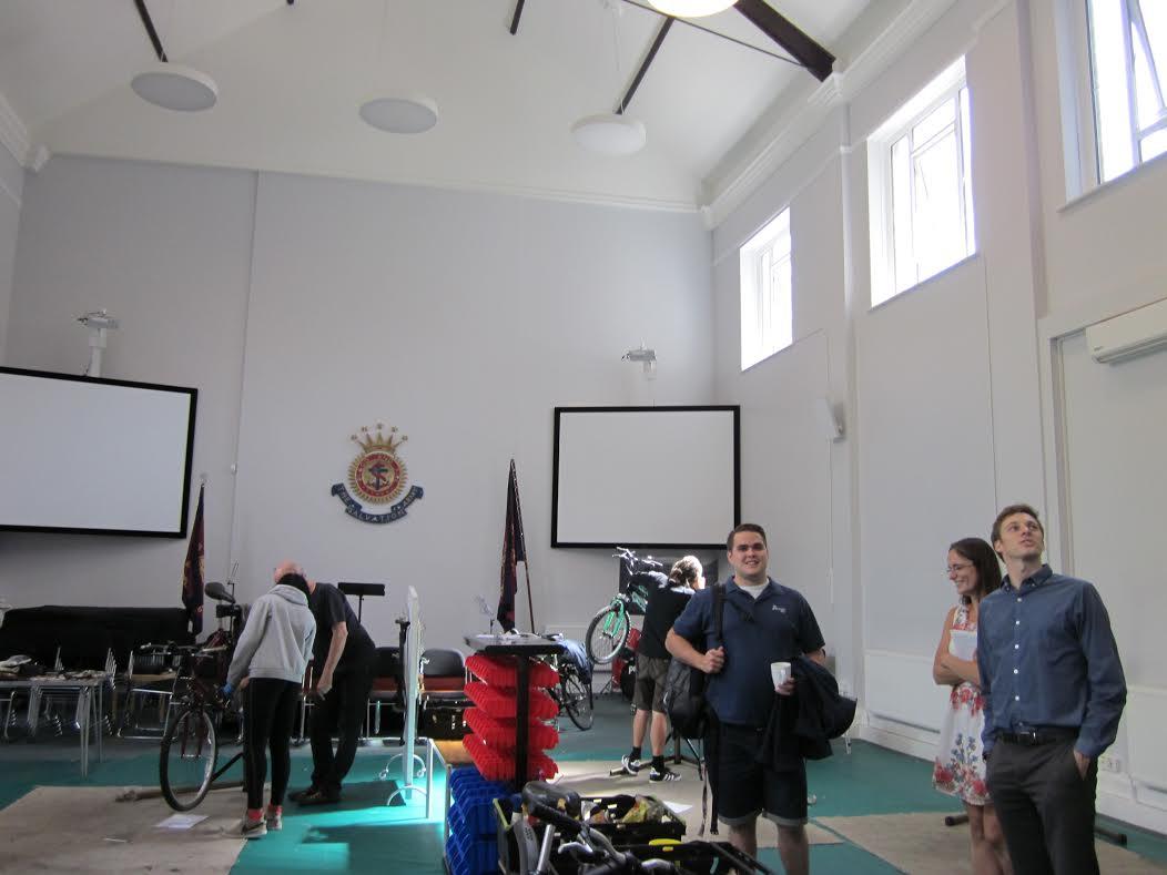 Ilford Salvation Army, Greater London (Suzy Minett 2014)