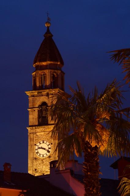 Palme e campanile