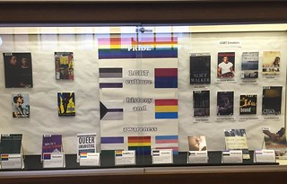 Pride 2016 Display | by Cincinnati State Library