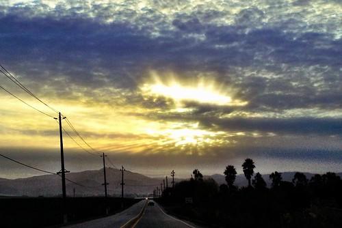 camera nature sunrise iphone polarize iphoneography