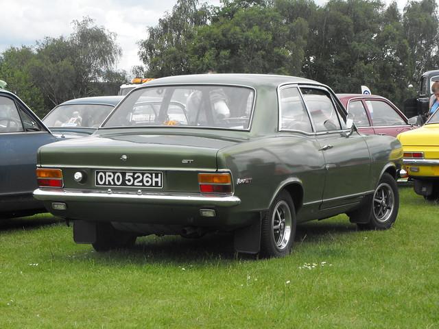 Vauxhall Viva GT - ORO 526H