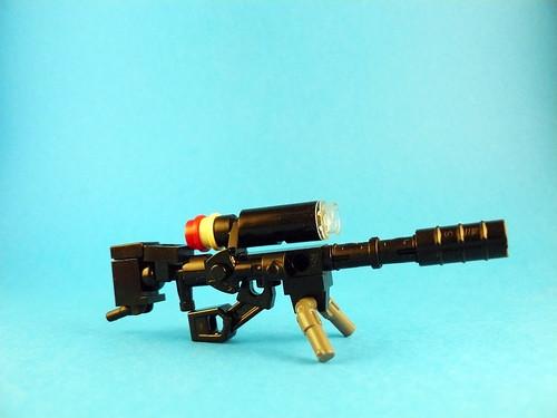 Hyperkinetic Long-range Rifle