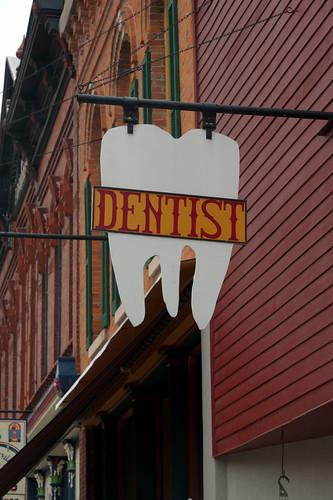 Tooth Dental Sign   by cwwycoff1
