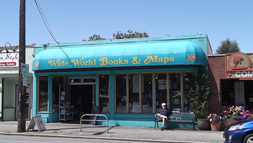 Wide World Books and Maps | by brewbooks