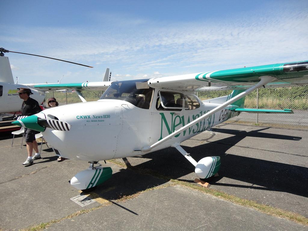 Cessna 172/R Skyhawk / CKWX 1130 News Radio (C-GHTM)   Flickr
