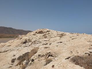 Los Escullos - Parte superior de la duna fósil | by albTotxo