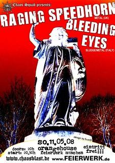 Bleeding Eyes | by gazspeedhorn