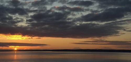 sunset alaska outstandingromanianphotographers
