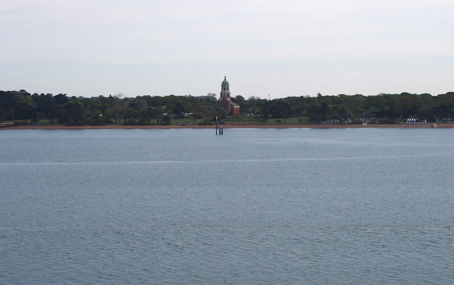 The Royal Victoria Country Park, Netley