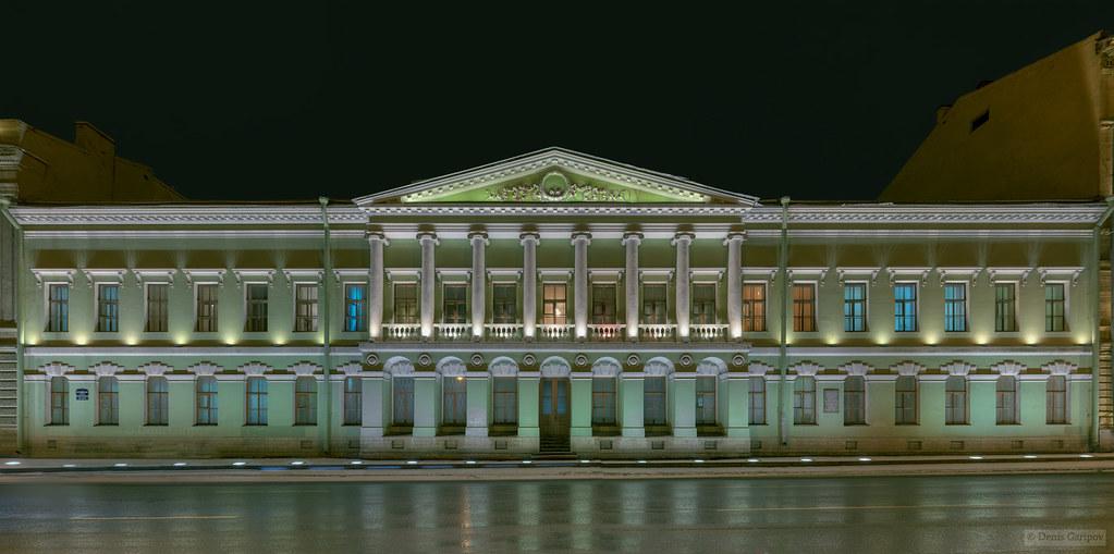 Дом Коллегии иностранных дел