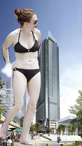 Julianne Moore Bikini