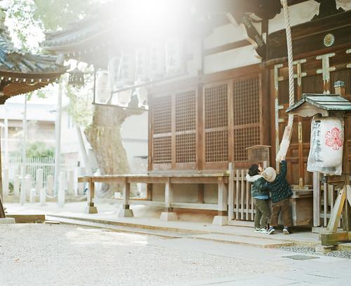 ring the bells | by Hideaki Hamada