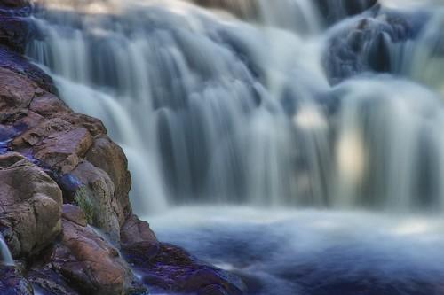 fall nature eau paysage cascade chute planmoyen