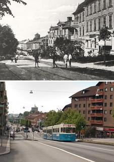 Gothenburg, Olskroken 1930 / 2012