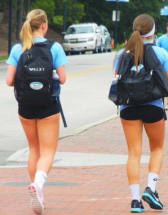 Nice angle : VolleyballGirls