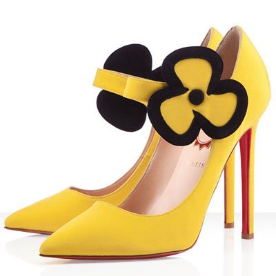 c0a078f28c9 Christian Louboutin Shoes Yellow | <a href=