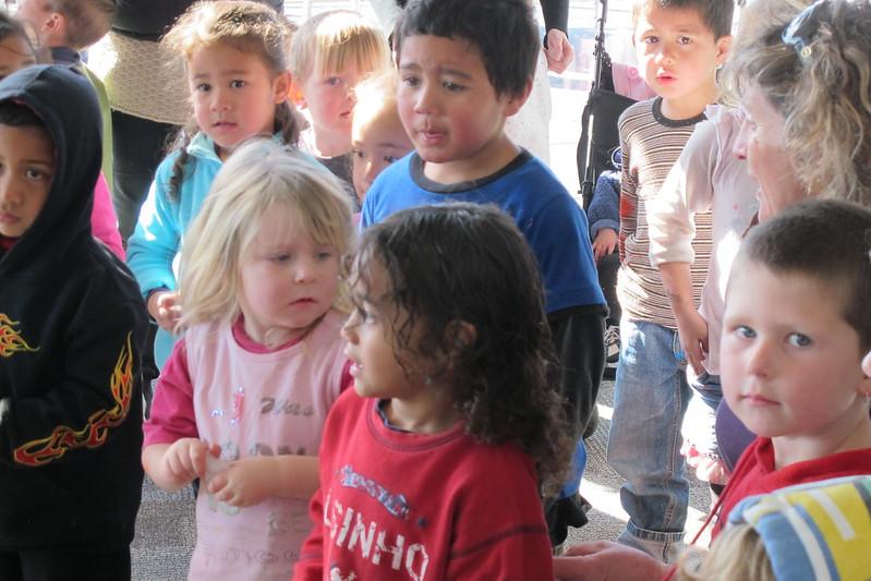 Portsmouth St Kindergarten visit to Aranui Library