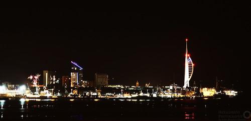 portsmouth skyline | by Hexagoneye Photography
