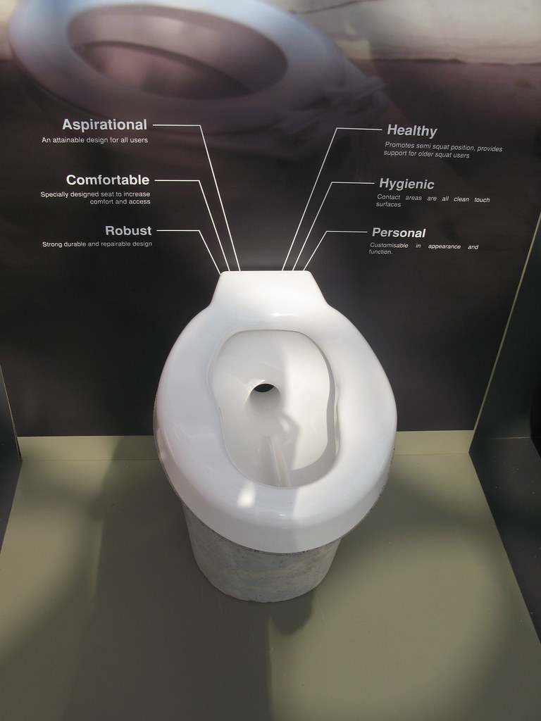 Strange Loughboroughs Design For A Plastic Or Fiberglass Toilet B Pabps2019 Chair Design Images Pabps2019Com
