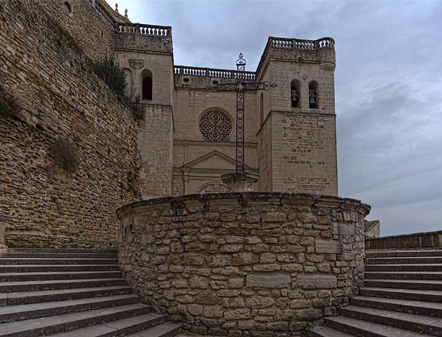 Taulignan, église