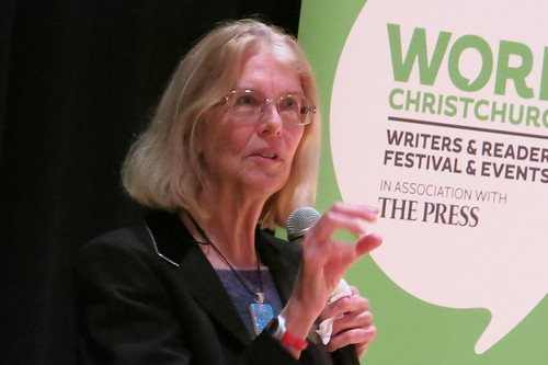 Jane Smiley - WORD Christchurch