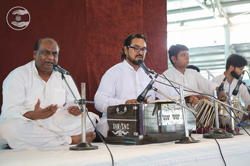 Devotional song by Swaran Bldev and Saathi
