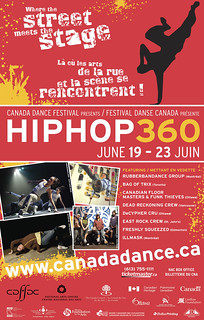 2007 Poster | by canadadancefest