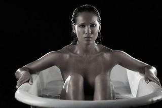 Lesley-Ann Brandt 'In The Tub' | by TJ Scott