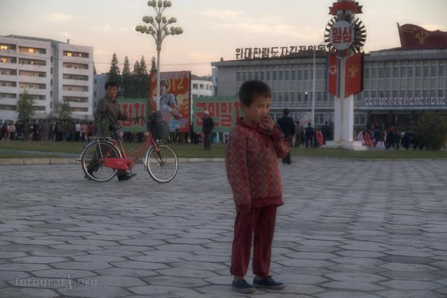 Wonsan People's Square