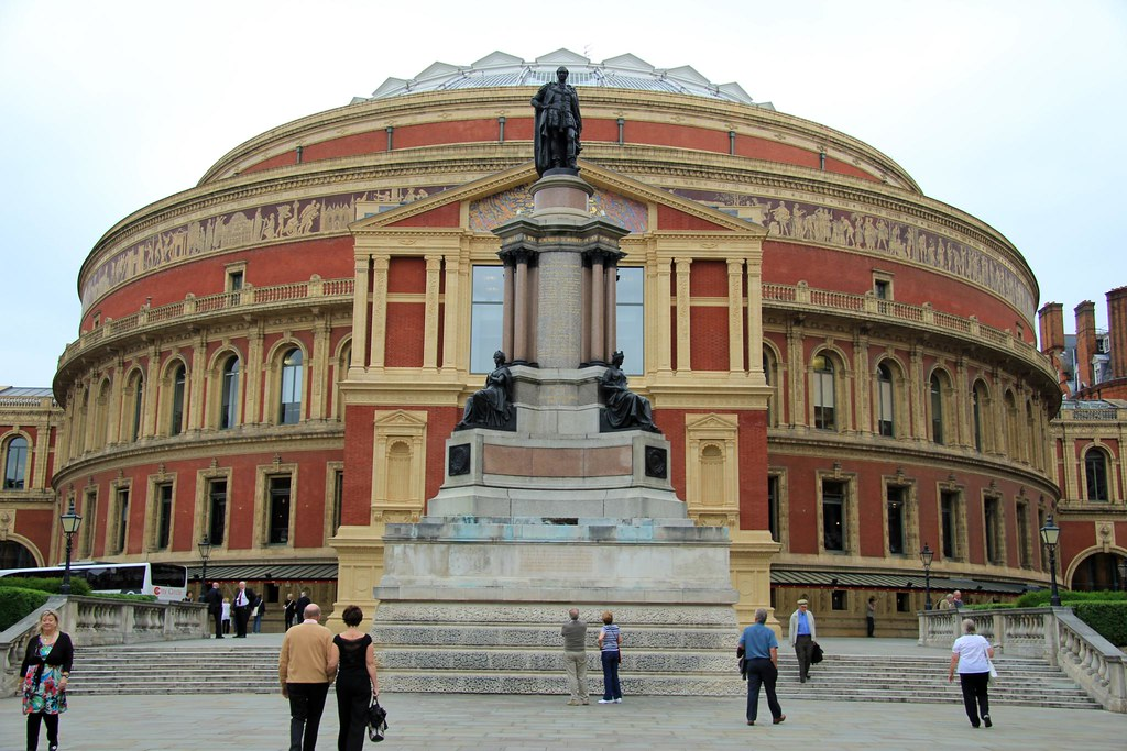 Royal Albert Hall 26-06-2012