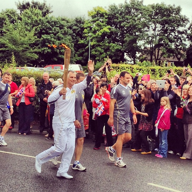 Torch relay: Week 27 of 52