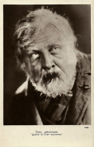 Emil Jannings in The Way of All Flesh (1927)